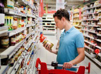 چرا از مواد غذایی بسته